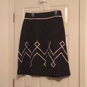 CLOSET FLASH SALE (all>$10) navy skirt